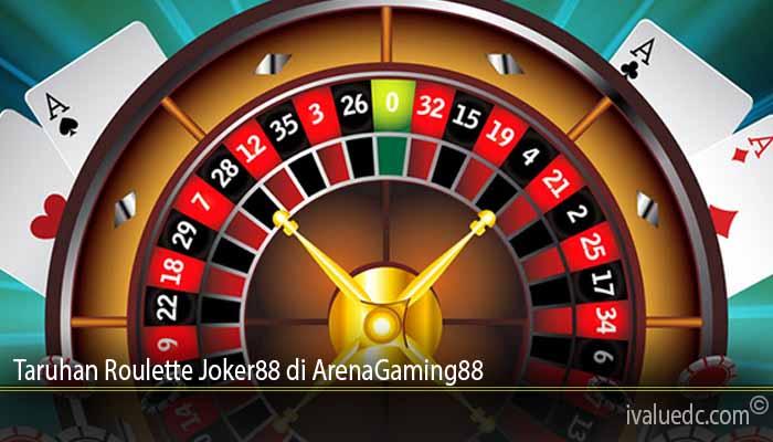Taruhan Roulette Joker88 di ArenaGaming88